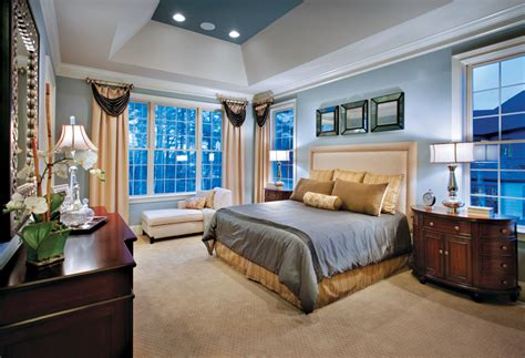 New Homes With Floor Master Bedroom by Northville Mi New Construction Homes Toll Brothers At