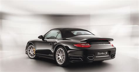 porsche 911 black 2011 black porsche 911 turbo s cabriolet wallpapers