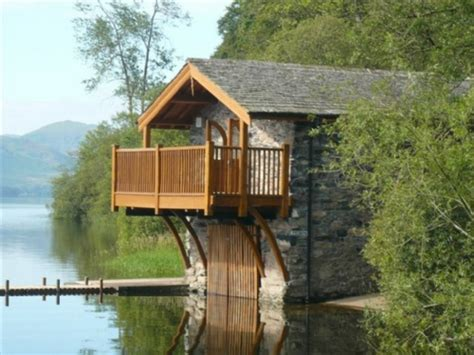 boat house holiday ullswater lake district cottage holiday group