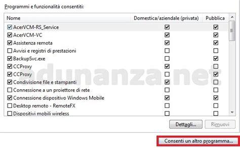 test porte adunanza windows 8 firewall firewall ed antivirus aduforum