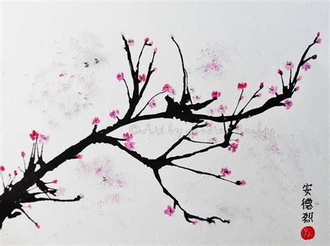 Andrea Realpe 7 1 11 Cherry Blossom Branch