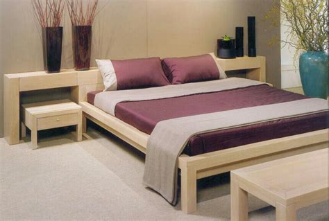 Wooden Bed Designs Pictures Interior Design by Image Simple Wooden Bed In Bedroom