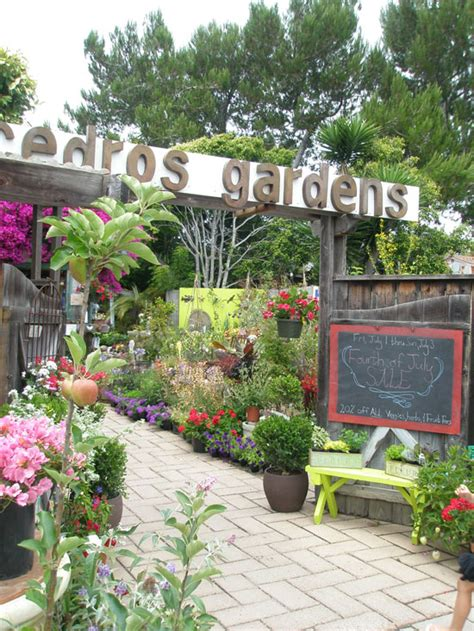 Cedros Gardens by Earth Laughs In Flowers San Diego Premier