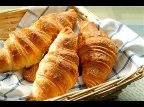 cara membuat roti french bread resep cara membuat roti croissant youtube