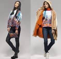 Jaket Hoodie Varsity Jumper Barcelona Sweater Bola 15 superdry 2014 2015 fall autumn winter womens runway looks