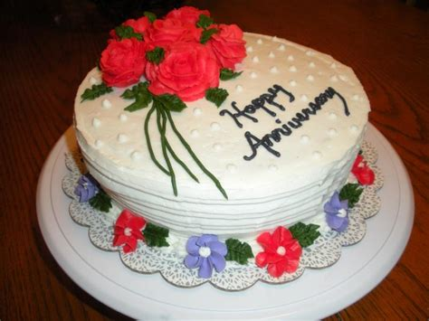 Simple Cake Decoration At Home by Top 25 Beautiful Happy Anniversary Wallpapers Marriage