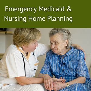medicaid and nursing homes planning techniques house