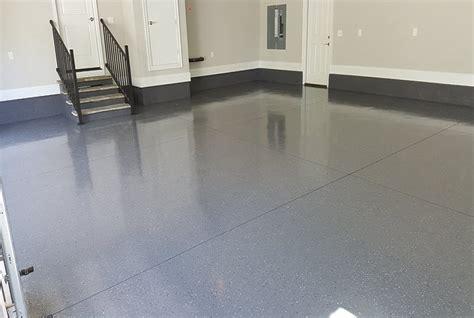 superior garage epoxy flooring   lake norman area