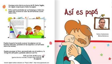 libro p de pap d 237 a del padre cuentos personalizados para pap 225