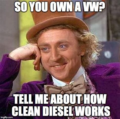Punny Memes - 22 vw memes about diesel emissions and more