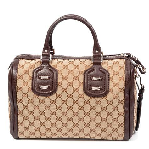 Gucci Romy Medium Boston Bag by Gucci Techno Tag Medium Boston Bag Labelcentric