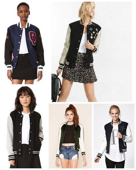 Excuse Letter For Varsity Fall Fashion Trend Varsity Jackets Happy Pretty Sweet