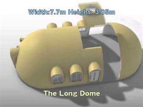 international dome house 3 models youtube