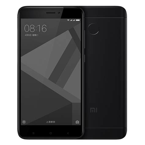 xiaomi redmi 4x 2 16gb dual sim miui 8 octa 1 4ghz 5 0 inch hd 5 0 13 0mp black 15976