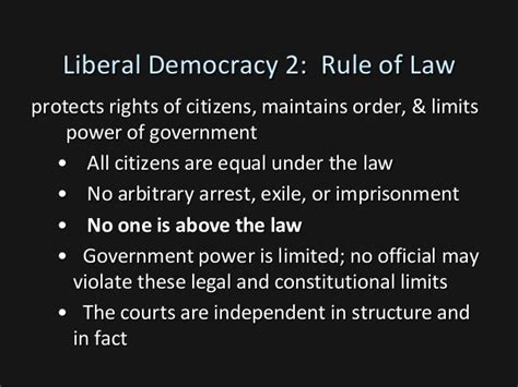 electoral democracy liberal democracy and the global