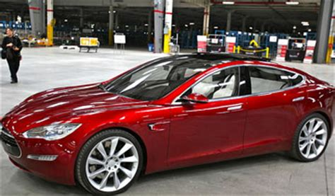 Tesla Cars In Canada Tesla Ships All Aluminum Model S Canadian