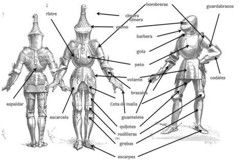 vestir en la edad media arque historia la actualidad partes de los trajes de los guerreros medievales