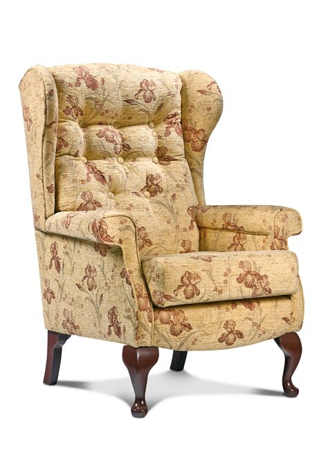 Chair Seat Upholstery Fabric Brompton Fabric Low Seat Chair Sherborne Upholstery