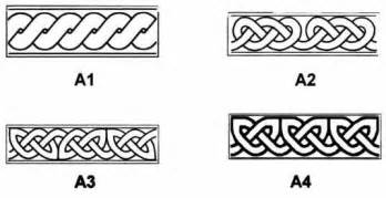 Celtic borders quilt pattern 2 do borders fillers pinterest