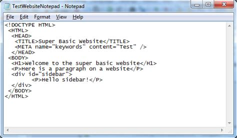 html tutorial on notepad html5 contact form code phpsourcecode net