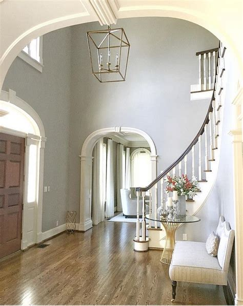 Foyer Paint Colors Benjamin by Best 25 Entryway Paint Colors Ideas On Foyer