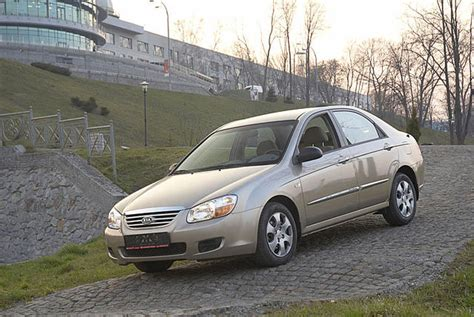 2007 Kia Cerato 2007 Kia Cerato Pictures 1600cc Gasoline Ff Manual