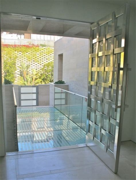 Custom Steel Exterior Doors Facts About Steel Entry Doors And How To Maintain Them Modern Custom Steel Entry Door With
