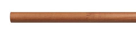bastone in legno per tende bastone per tende in legno da 240 cm con diametro 28 mm