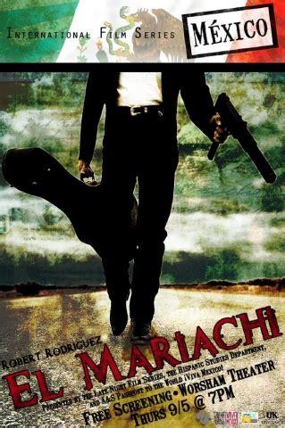 robert rodriguez history el mariachi history