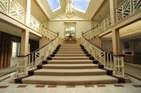 fancy staircase luxury staircases connemara coast hotel 4 star