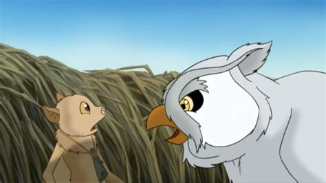 film cartoon owl image stellaluna runs into the owl png heroes wiki