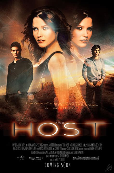 image host host posters the host fan art 11303631 fanpop