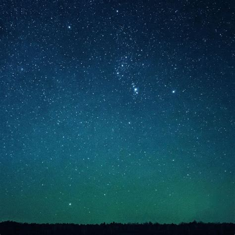vast starry sky view ipad air wallpapers