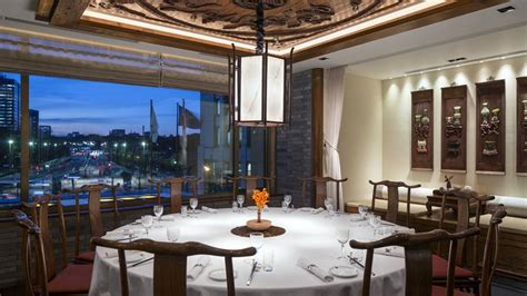 Peninsula Dining Room by Hei Fung Terrace Cantonese Restaurant The Peninsula Tokyo