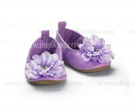 mud pie slippers purple ballet infant slippers by mud pie on storenvy