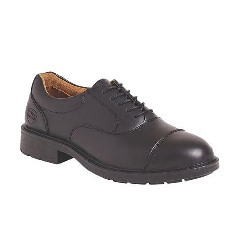 shop oxford shoes city knights oxford executive safety shoes black size 8
