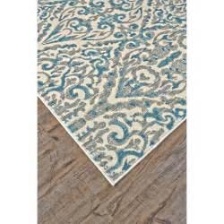 saleya turquoise area rug wayfair