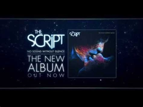 Cd The Script No Sounds Without Silence Lokal the script no sound without silence tv ad