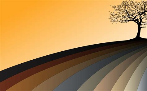 tree abstract presentation backgrounds presnetation ppt