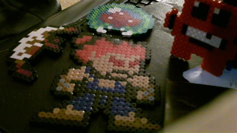 how to make things out of perler so perler topic bomb