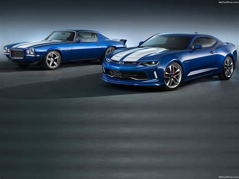 chevrolet  camaro rs  supercharged lt concept