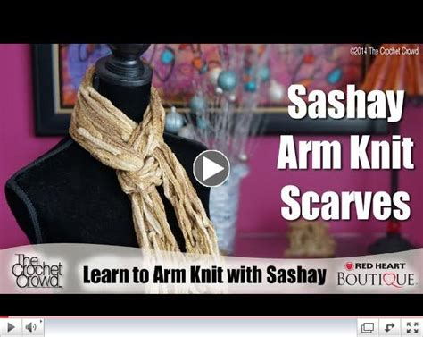 learn to arm knit it s vanna white free crochet patterns and our