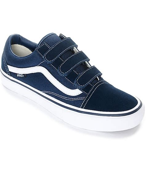 Vans Skool Navy Black vans skool navy blue vans black black slip on
