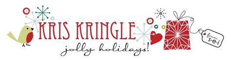 Christmas Kk Themes   sei lifestyle introducing kris kringle