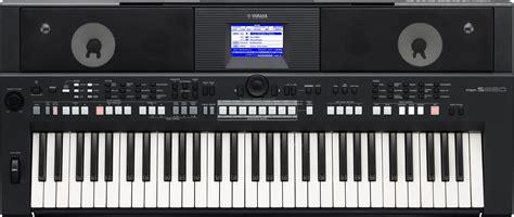 Keyboard Yamaha Psr S650 Bekas yamaha psr s650