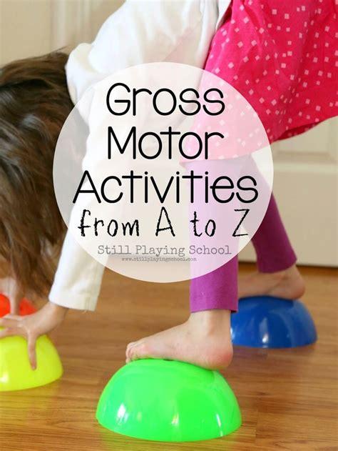 active games  kids fun gross motor ideas