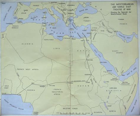 middle east map world war opinions on mediterranean and middle east theatre of world