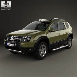 Specification Of Renault Duster Renault Duster Br 2013 3d Model Humster3d