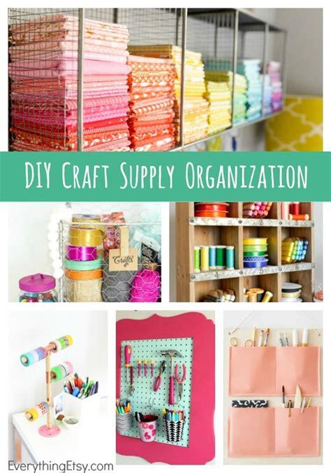 diy craft blogs diy craft supply organization everything etsy bloglovin