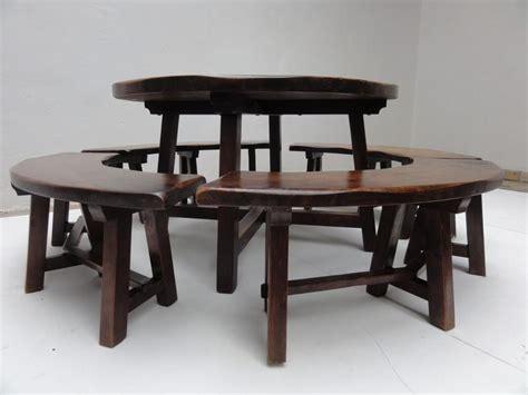 Rustic round kitchen tables rustic round kitchen table ruiduwenquancom